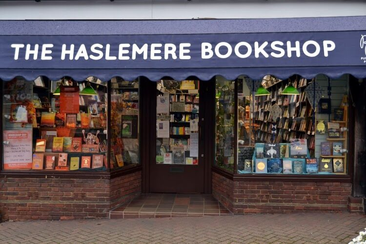 The Haslemere Bookshop