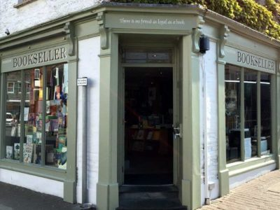 Padstow Bookseller