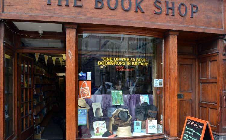 The Bridport Bookshop