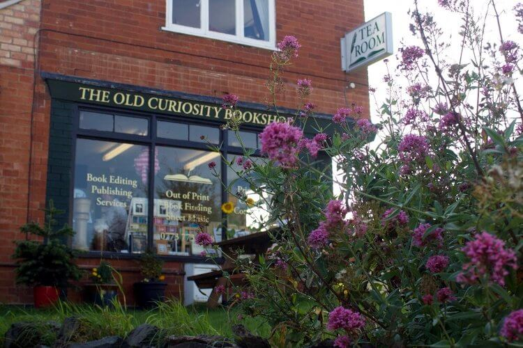 The Old Curiosity Bookshop and Tea Room