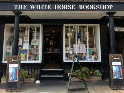 The White Horse Bookshop