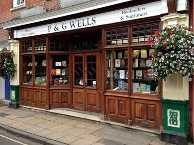 P&G Wells Booksellers